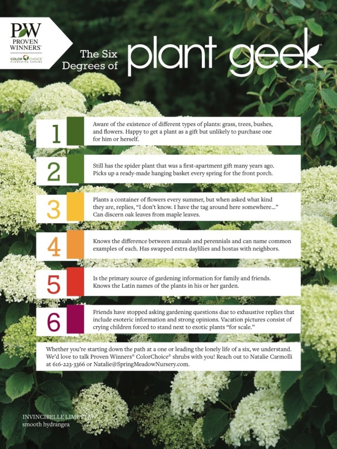 2018 GBF Program Ad - Plant Geek